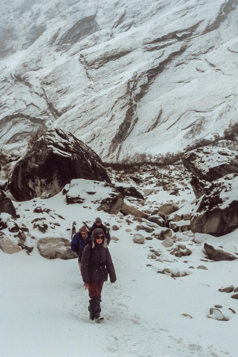 Modi Khola Valley, Annapurna Sanctuary Trek