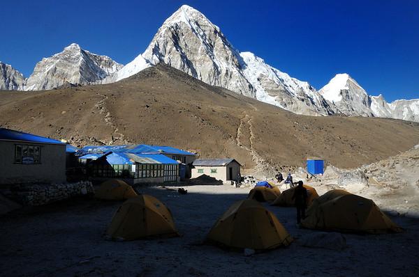 Nepal - Everest Base Camp