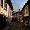 Street in Lukla.