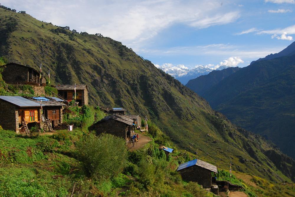 Tamang Heritage Trek in Nepal.