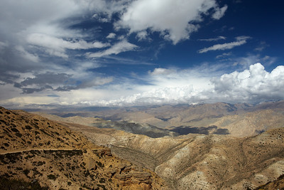 Looking to Tibet, Upper Mustang
