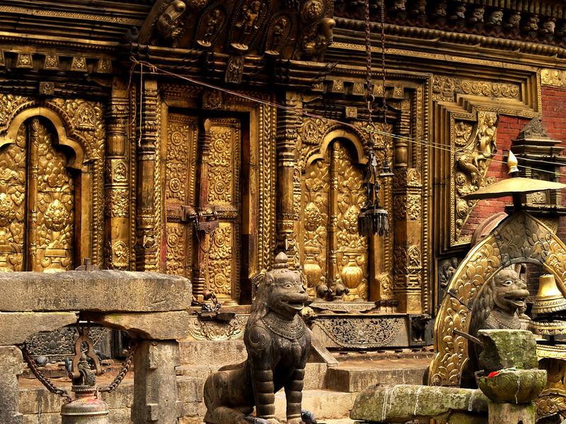 Temple of Changu Narayan