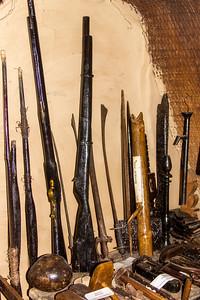 Museum Display: Tools