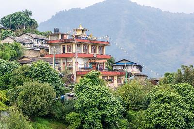 Ghandruk Shrine
