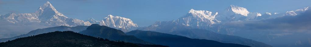Annapurna Morning