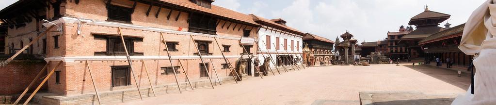 Bhaktapur's Durbar Square