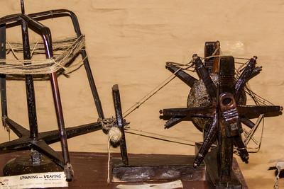Museum Display: Loom
