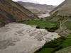 Kagbeni settle in the shore of Kali Gandaki river, The door to the Mustang Kingdom