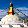 Buddha Stupa in Kathmandu