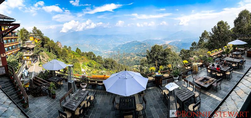 Country Villa Inn - fabulous!   7,100 Feet