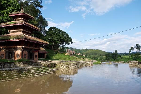 Where rivers join (Panauti, Nepal)
