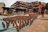 Pots of Bhaktapur
