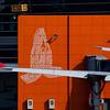 End of long flight-  Delhi airport