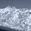 View of the Himalaya peaks!