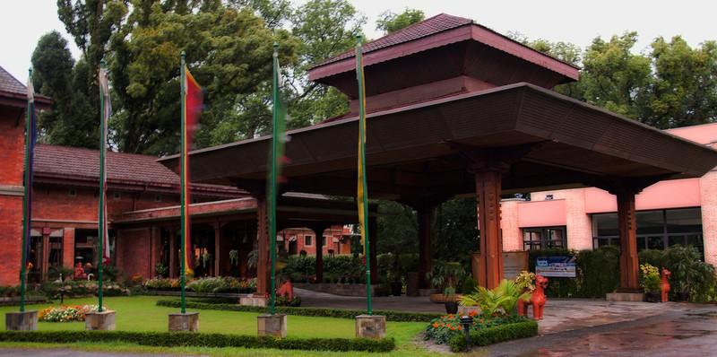 Gokarna Forest Resort for 3 nights