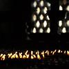 Candles in the monastery - Swayambhunath, Kathmandu