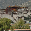 View of Potala from the top of Jokang, Lhasa