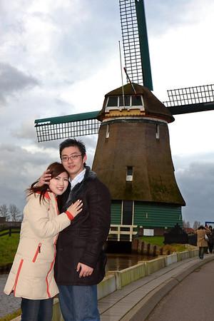 Volendam - Windmill