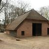 Arnhem: Open Air Museum: Barn side of small farmhouse from Vierhouten