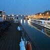 Viking Baldur: Docking in Arnhem