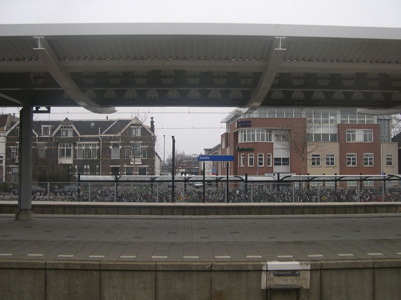 Zwolle station