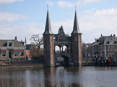 Another view of the Waterpoort