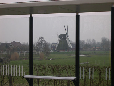 A real-life windmill!