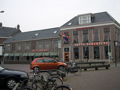 My lodging in Sneek - clean, comfortable and friendly
