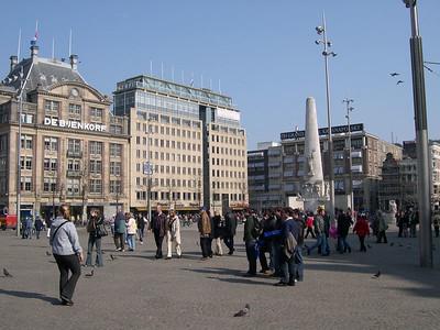 The Dam Square