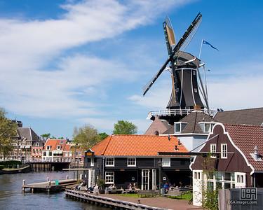 Riverside Windmill