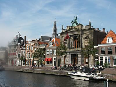Netherlands and Belgium 2012