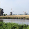 A really beautiful place.  More advanced technology is now in use for protecting the Netherlands from  nature's constant onslaughts, but the romance of the windmills endures.