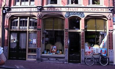Quaint old shop.