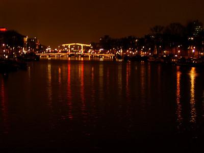 Amsterdam - Magere Brug