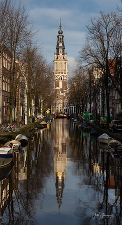 Zuiderkerk Church, Amsterdam