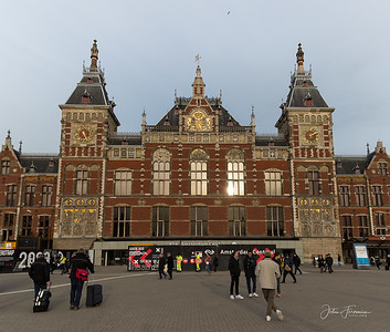Central Station, Amsterdam