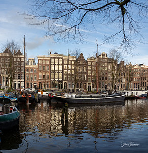 Nieuwmarkt en Lastage, Amsterdam