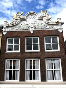 Beautiful facade.