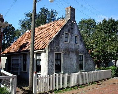 The Zuiderzeemuseum is an openair museum located in Enkhuizen, the Netherlands. It recreates a village of mostly small houses from all over the IJsselmeer region. It represents the way people lived around the IJsselmeer in the 19th century and at the start of the 20th century.