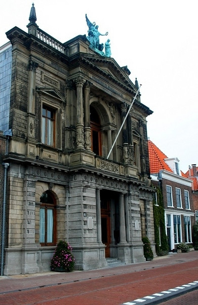 The Teyler Museum is the oldest museum in the Netherlands. The museum was originally founded as a men's drawing school with money from the legacy of Pieter Teyler van der Hulst (1702-1778). He was a wealthy cloth merchant and Amsterdam banker of Scottish descent, who bequeathed his fortune for the advancement of art and science.