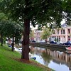 Another view of the Spaarne Canal.