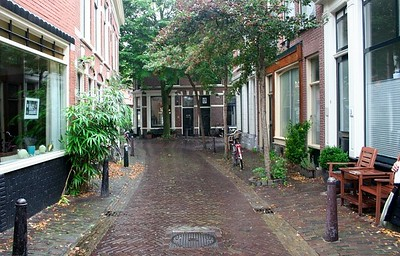 I loved the streets in Haarlem.