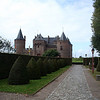 One of the entrances into Muiderslot Gardens.  I would love to see this garden in Spring time.