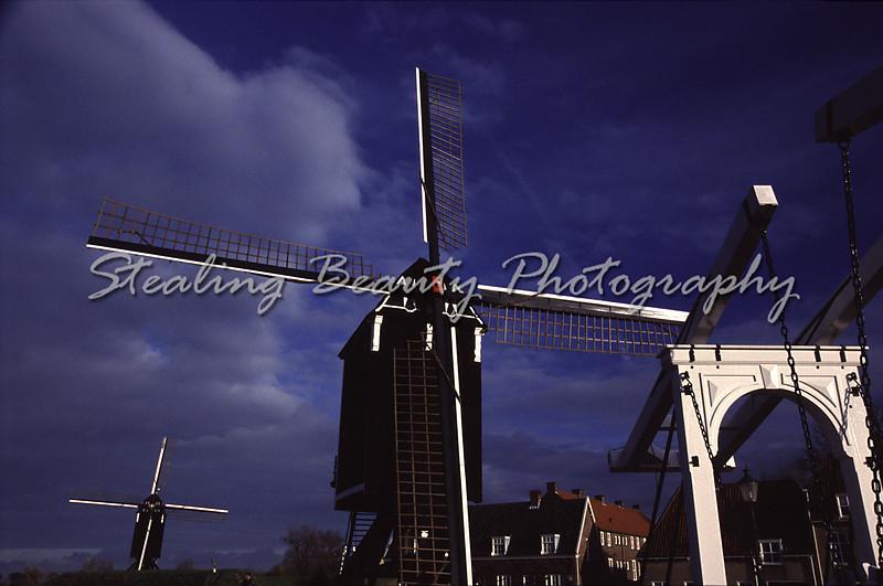 Heusden windmills