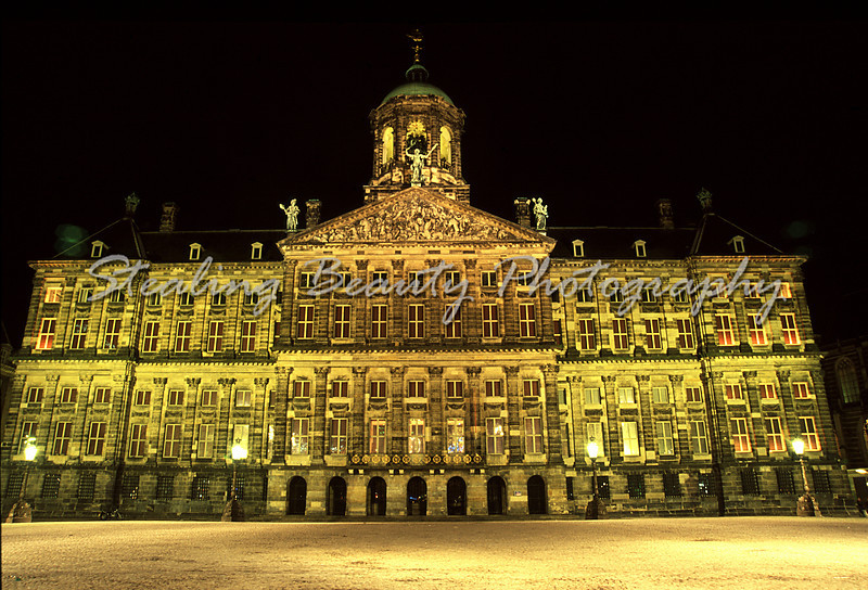 City Hall, Amsterdam