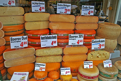 Cheese shop in Nijmegen