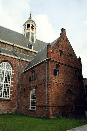 Martinikerk from another angle.