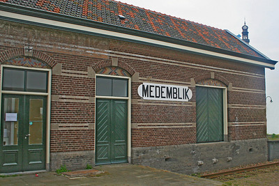 Medemblik Station