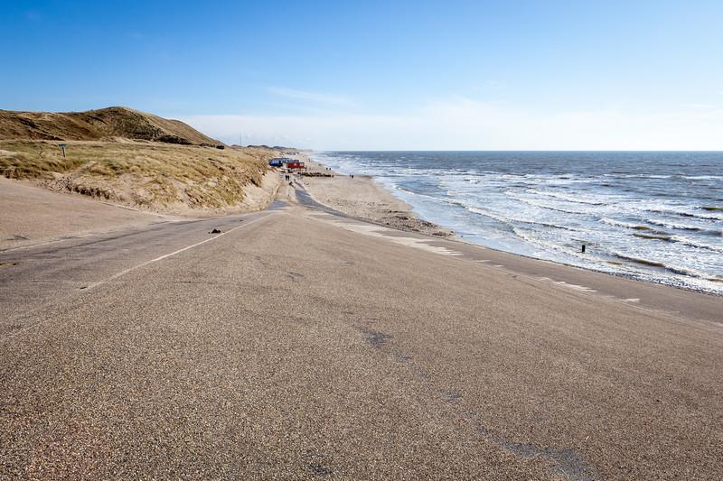 Coastal Beach, Netherlands