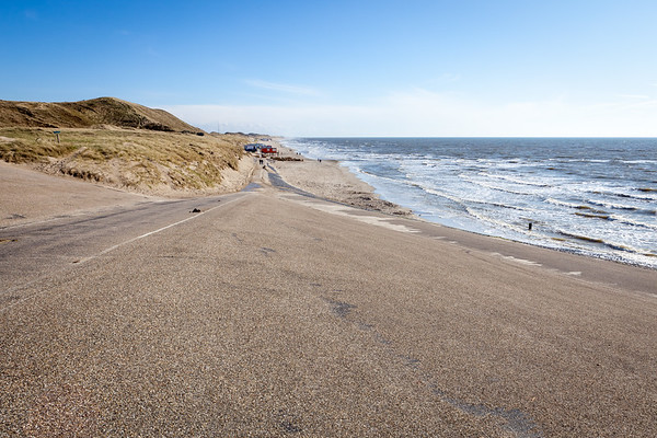 Coastal Beach, Netherlands
